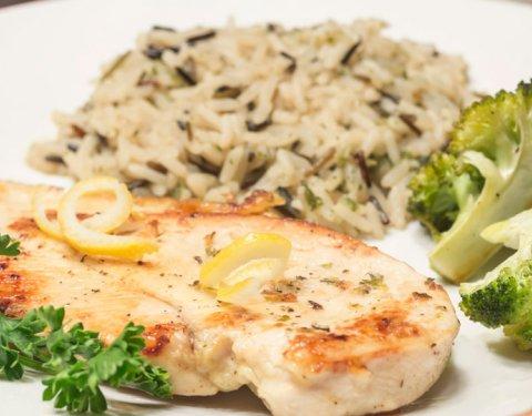 Κοτόπουλο λεμονάτο στο φούρνο  - Images