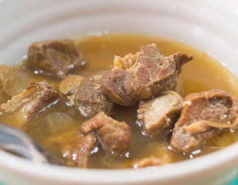 Σούπα χοιρινό με λαχανικά  - Images