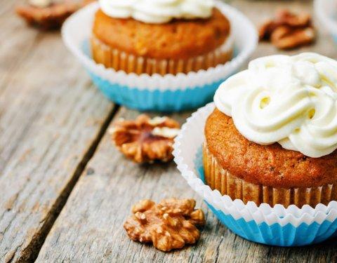 Cupcakes καρότου - Images