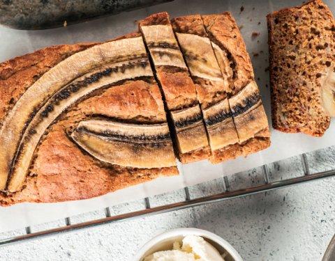 Banana bread - Images