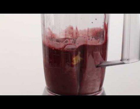 Acai μπολ με mixed berries (video) - Images