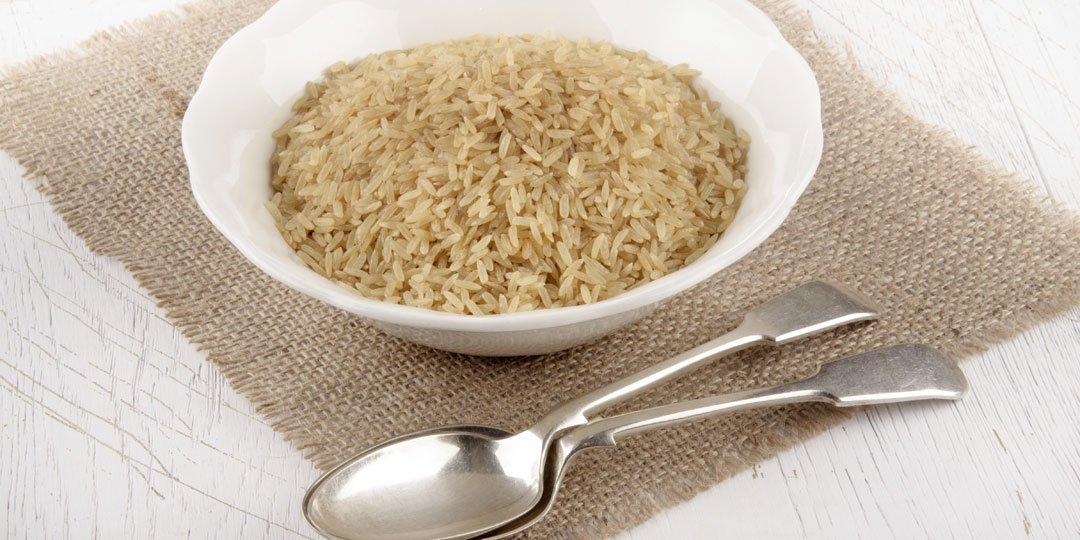 Καστανό ρύζι με αρωματικά - Images