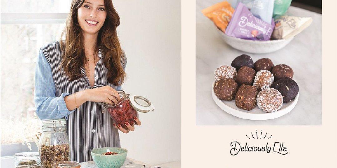 Deliciously Ella, τα αγνά και φυσικά σνακ, θα τα βρείτε σε επιλεγμένα καταστήματα - Κεντρική Εικόνα