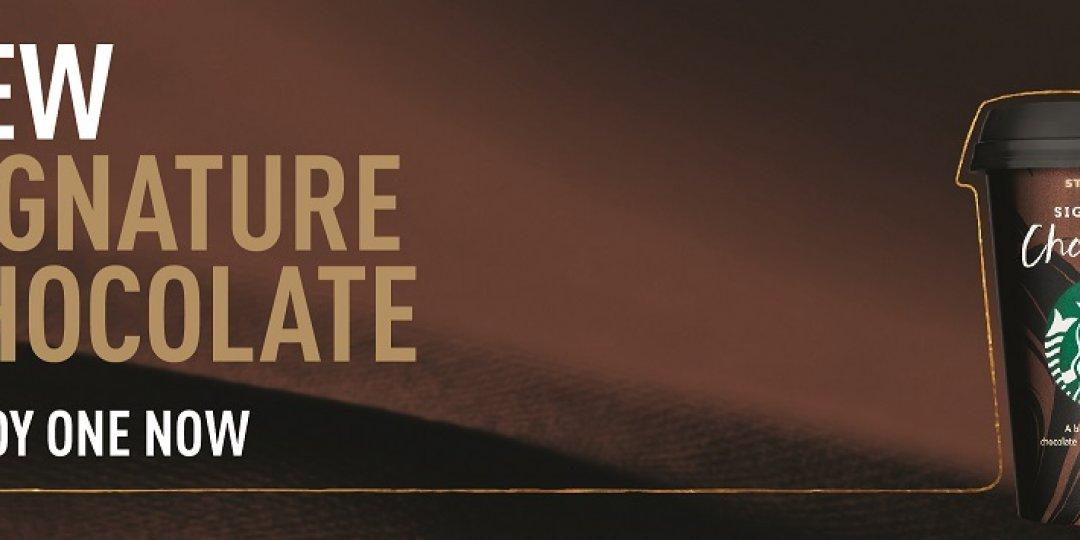 Το Signature Chocolate ήρθε να προστεθεί στη λατρεμένη σειρά έτοιμων προς κατανάλωση, κρύων ροφημάτων Starbucks Chilled Classics. - Κεντρική Εικόνα