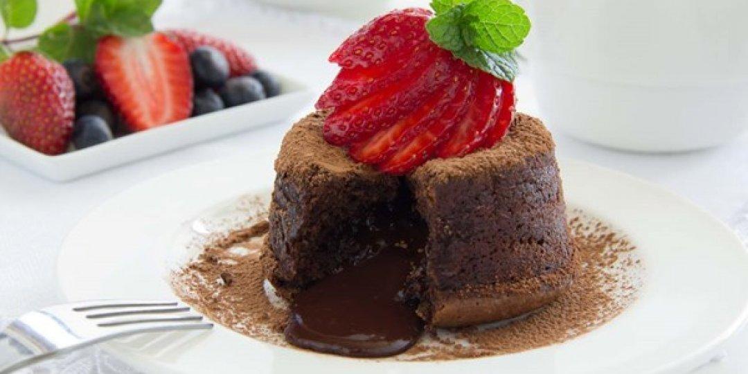 Φοντάν σοκολάτας - Images