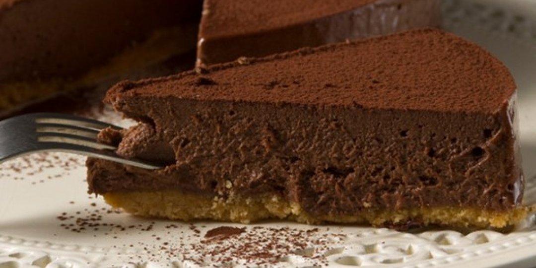Τούρτα σοκολάτα με μασκαρπόνε - Images
