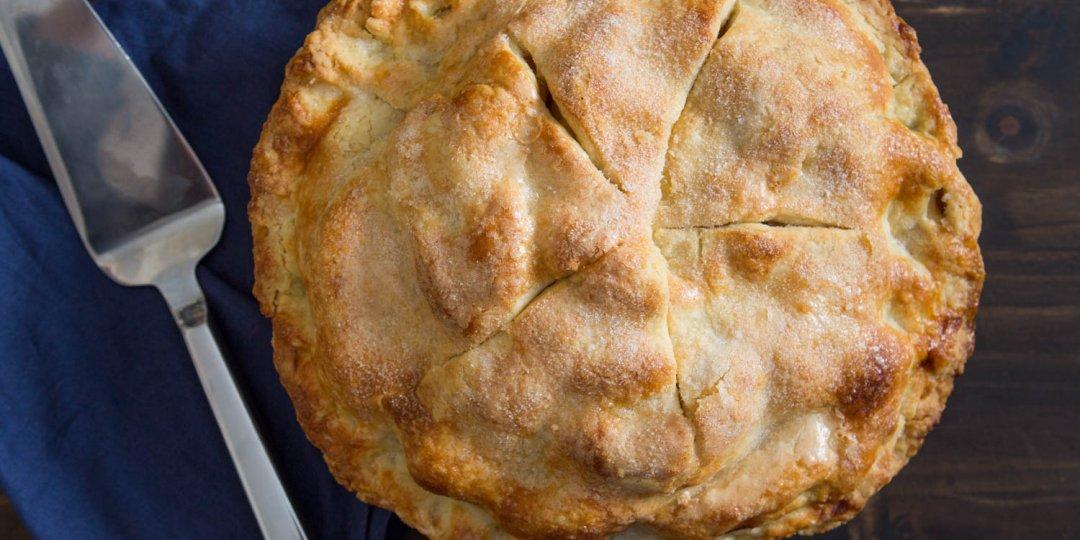 Παραδοσιακή μηλόπιτα  - Images