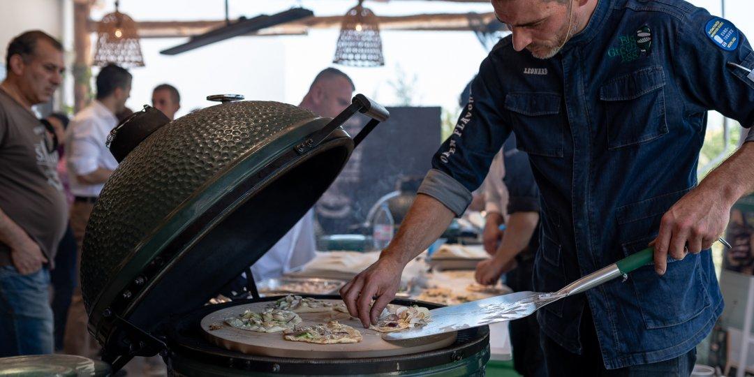Foodsaver: ένα γαστρονομικό ταξίδι παρέα με την Big Green Egg - Κεντρική Εικόνα