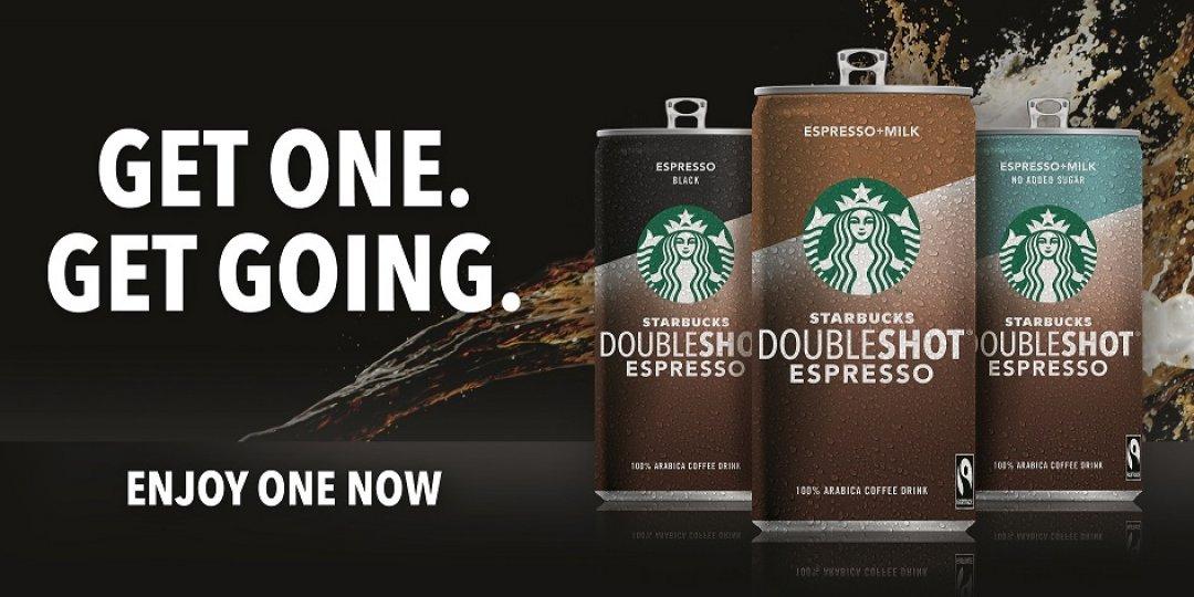 Νέα Doubleshot Espresso από τα Starbucks - Κεντρική Εικόνα