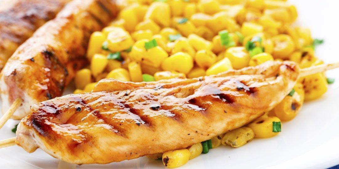 Φιλέτο κοτόπουλο με μπύρα και μέλι - Images