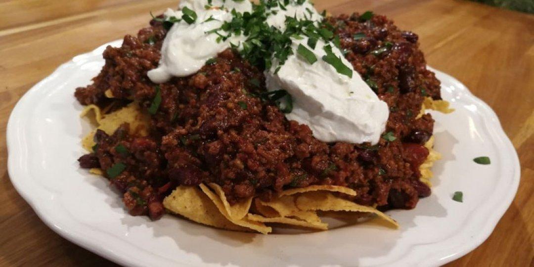 Μεξικό - Chili con carne - Images