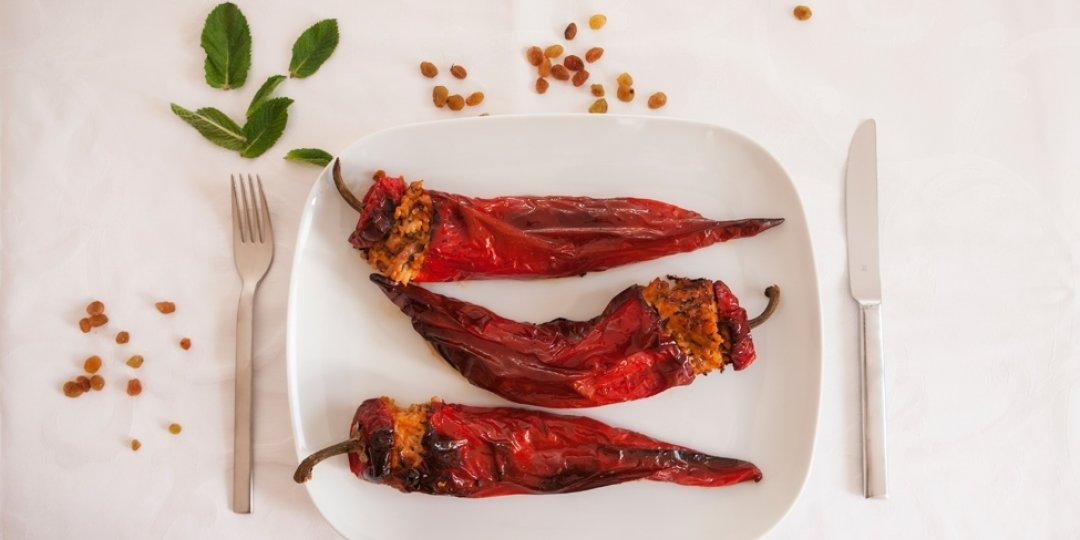Γεμιστές πιπεριές Φλωρίνης - Images