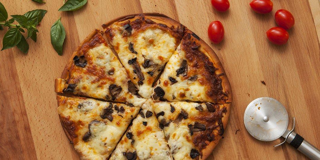 Εύγευστη και εύκολη πίτσα  - Images