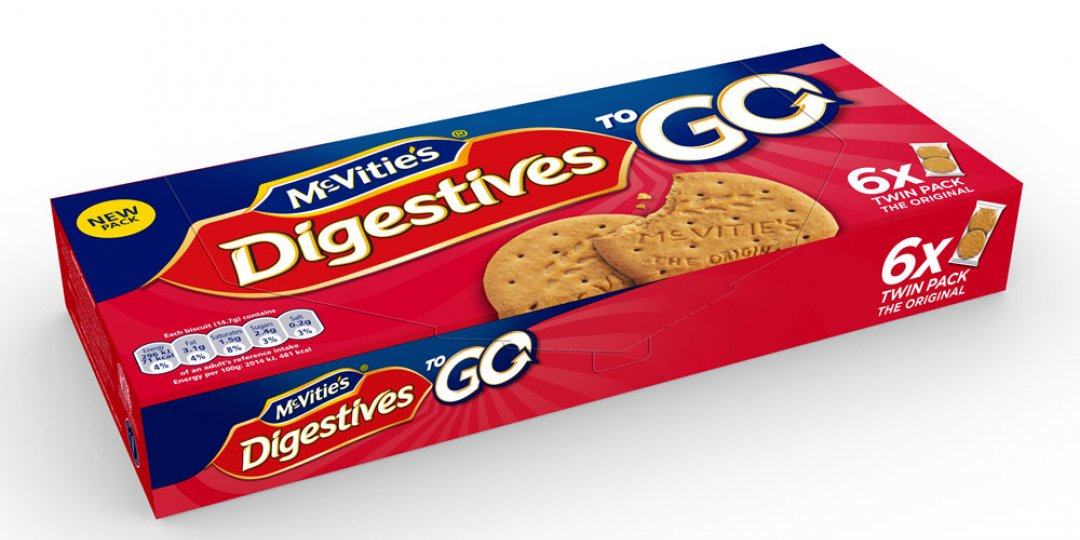 Τα λαχταριστά μπισκότα McVitie's τώρα… to go! - Κεντρική Εικόνα