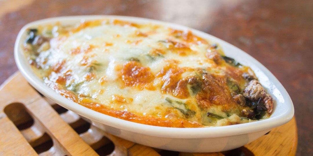 Σπανάκι στο φούρνο - Images