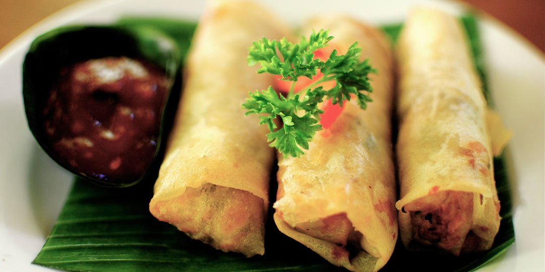 Spring rolls λαχανικών - Images