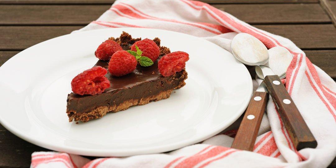 Τάρτα σοκολάτας - Images