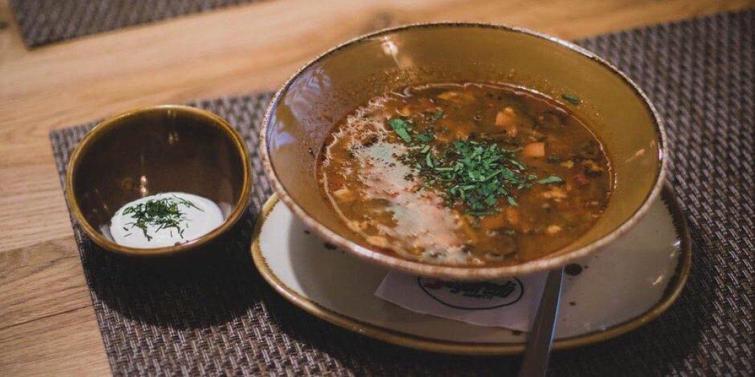 Φακές Σούπα - Images