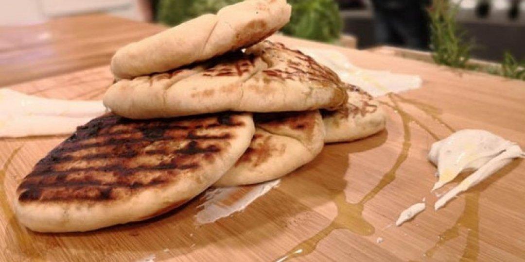 Γεωργία - Γεμιστές πίτες με αρνίσιο κιμά - Images