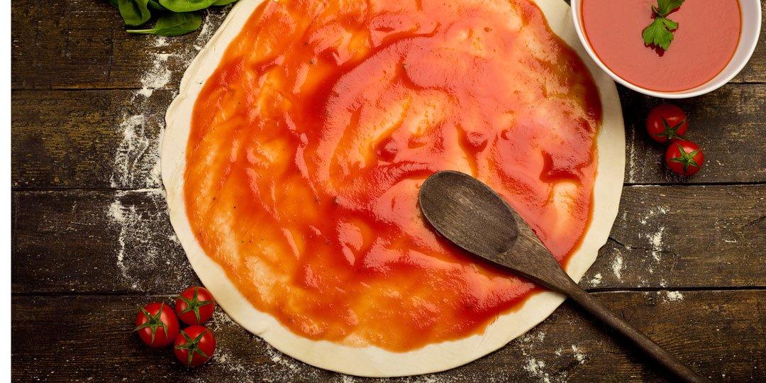 Αποτέλεσμα εικόνας για Βασική ζύµη για πίτσα