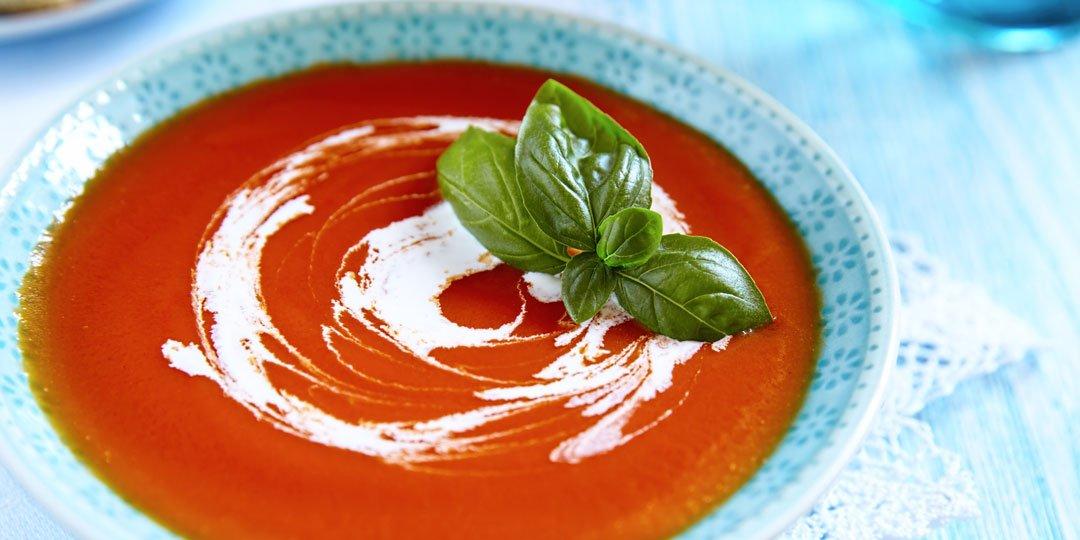 Ντοματόσουπα βελουτέ - Images
