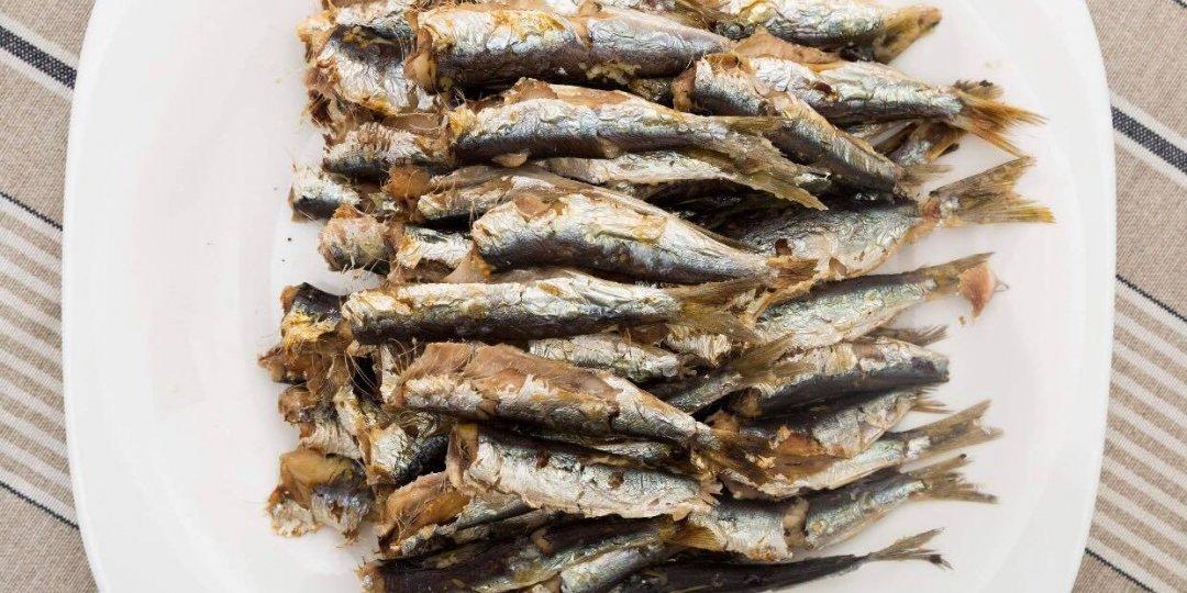 Σαρδέλες Blue Island στο φούρνο με μυρωδάτη κρούστα - Images