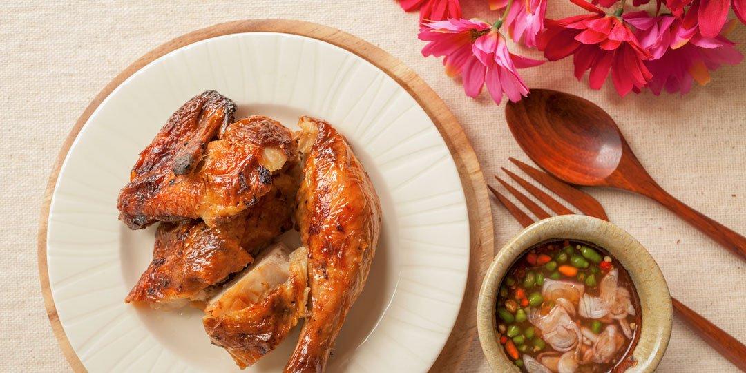 Κοτόπουλο με πικάντικη σάλτσα  - Images