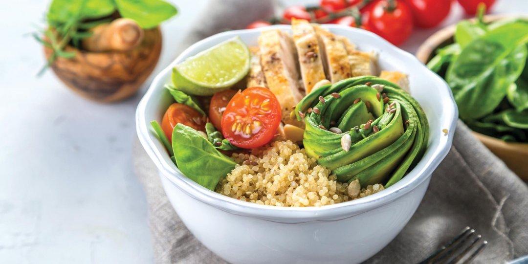 Υγιεινό μα πεντανόστιμο κοτόπουλο με Paul's Quinoa - Images