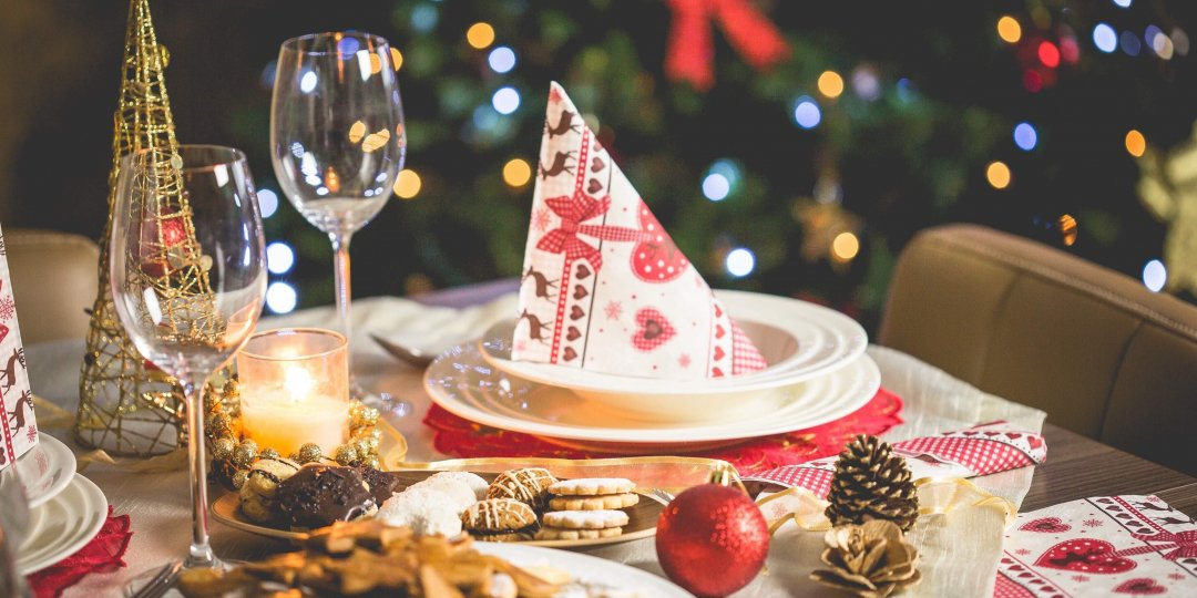 Γιορτές… πώς θα τις διαχειριστείς διατροφικά; - Κεντρική Εικόνα