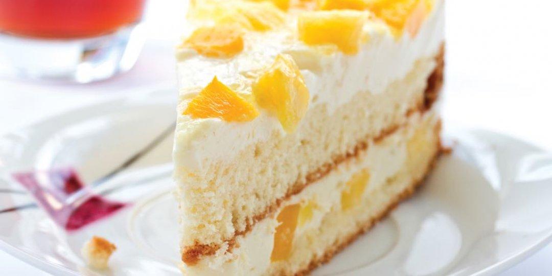 Δροσερό γλυκό με ανανά Del Monte - Images