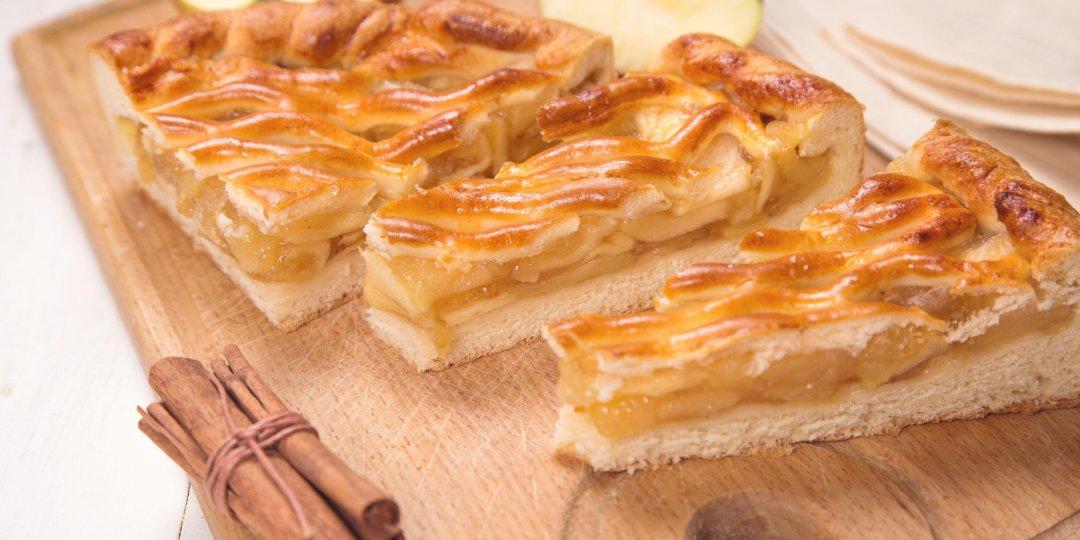 Μυστικά για να φτιάξεις την πιο αφράτη και αρωματική μηλόπιτα  - Κεντρική Εικόνα