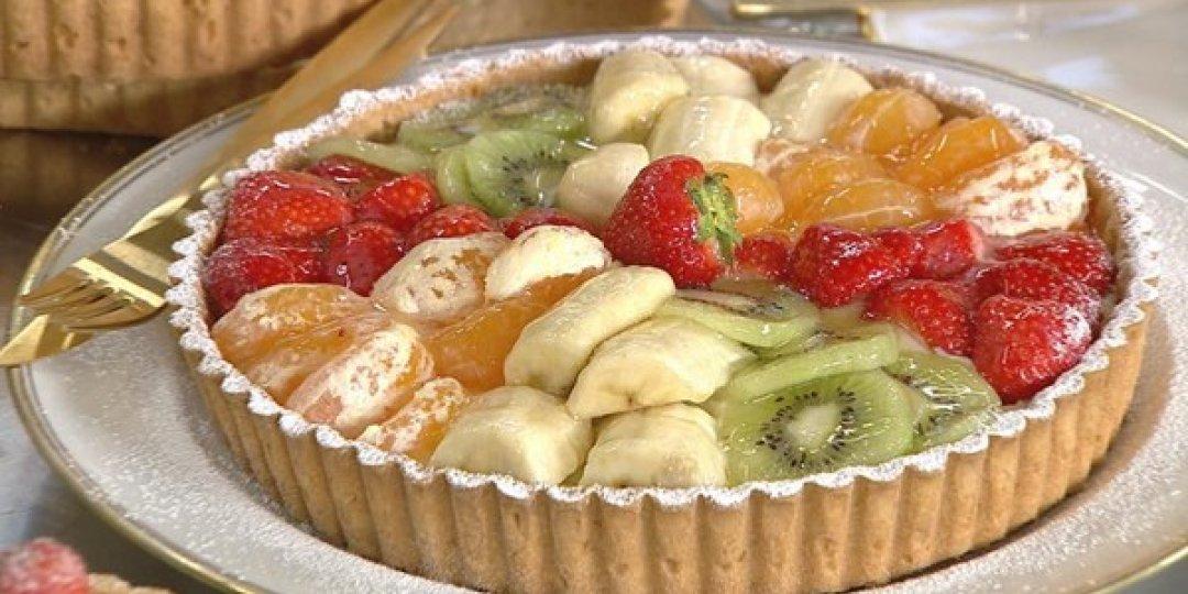 Τάρτα με Φρούτα - Images
