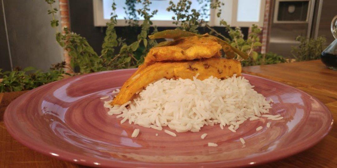 Ινδία - Σολομός με σάλτσα από μουστάρδα - Images