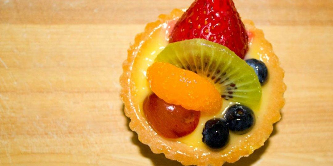 Τάρτες με φρέσκα φρούτα - Images