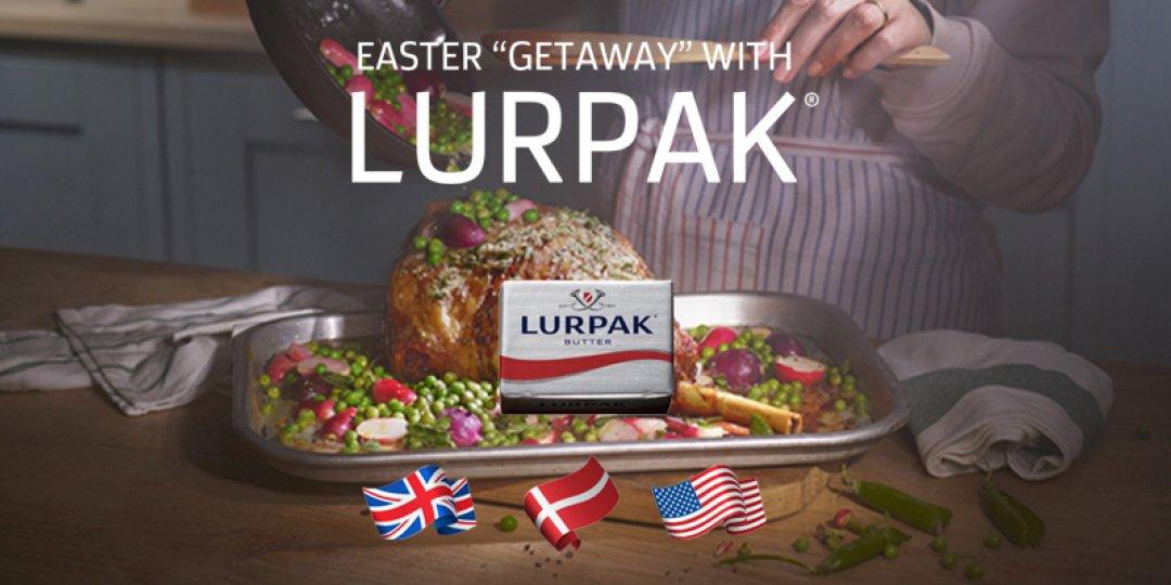 Ένα ξεχωριστό Πασχαλινό Getaway με βούτυρο Lurpak® - Κεντρική Εικόνα