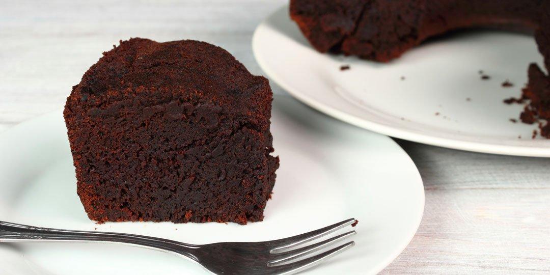 Νηστίσιμο κέικ σοκολάτας  - Images