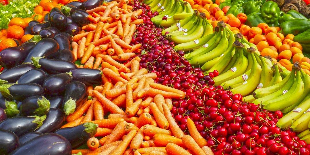 Γνωρίζοντας το Ουράνιο τόξο της διατροφής - Κεντρική Εικόνα