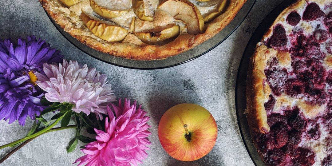 Ένα απολαυστικό apple crumble - Images