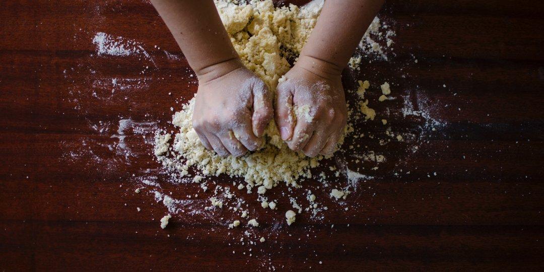 Καραντίνα και. . . Stress-baking - Κεντρική Εικόνα
