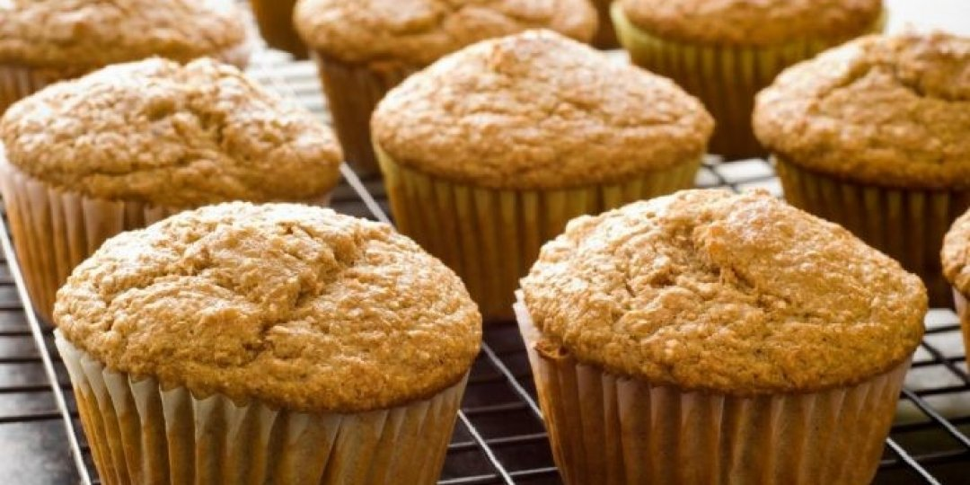 Muffins μπανάνας - Images