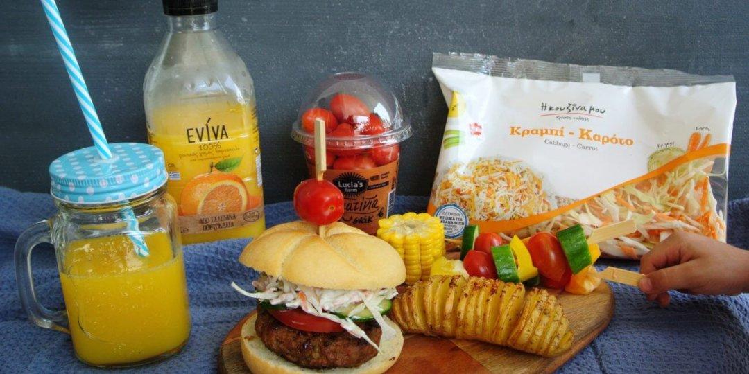Ζουμερά Burgers - Images