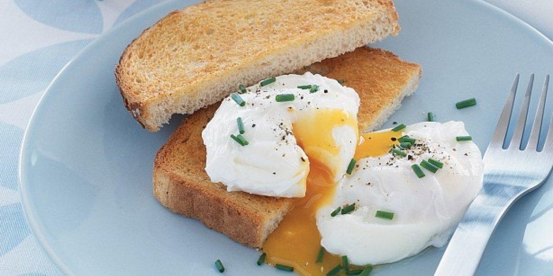 Μυστικό: Πως φτιάχνω τα τέλεια αβγά ποσέ;  - Κεντρική Εικόνα
