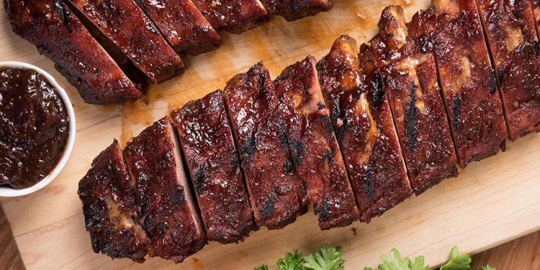 BBQ ribs Foodsaver - Images