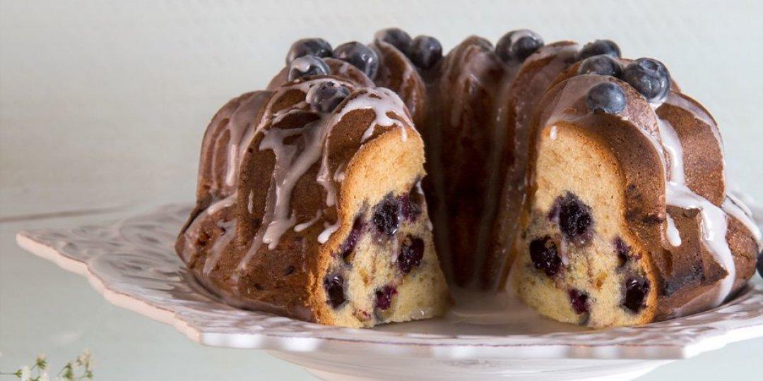 Κέικ με μύρτιλα Foodsaver - Images