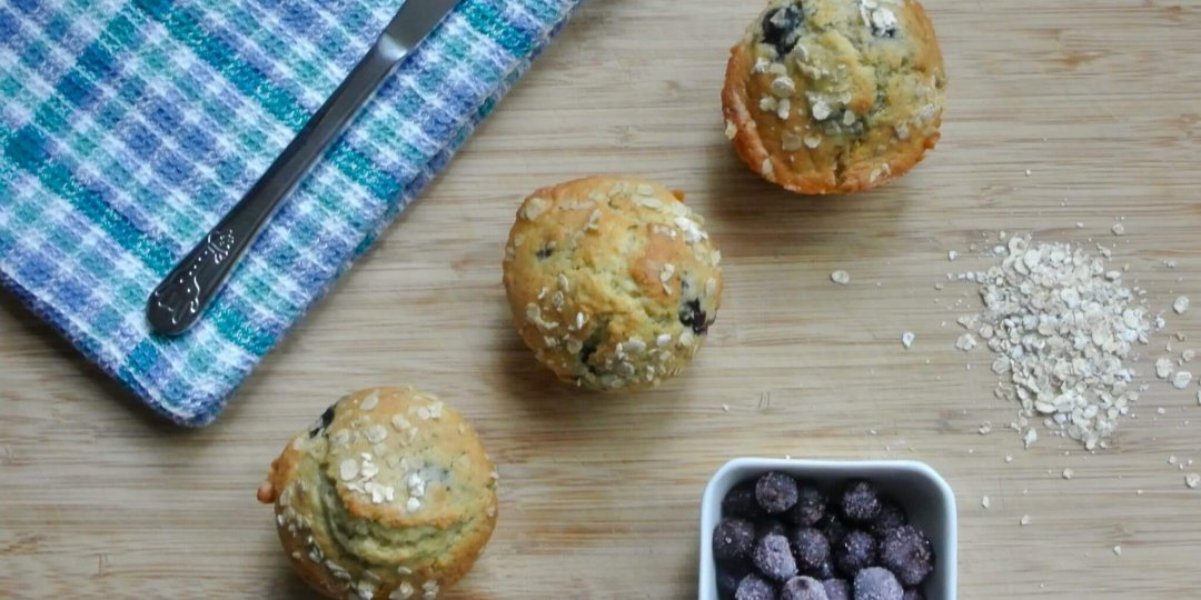 Blueberry Muffins - Images