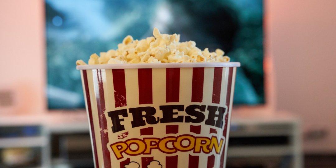 Απόλαυσε τις αγαπημένες σου ταινίες παρέα με υγιεινά και νόστιμα σνακ - Κεντρική Εικόνα