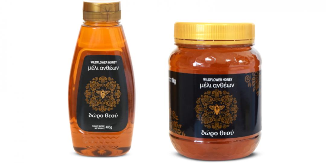 Νέο μέλι ανθέων Δώρο Θεού από την Εύρηκα - Κεντρική Εικόνα