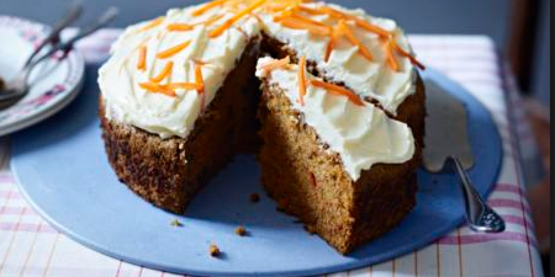 Κέικ καρότου - Images