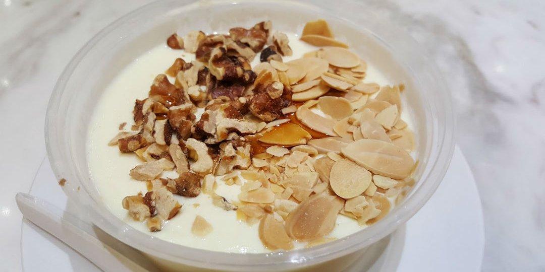 Κρέμα με σαβουαγιάρ και κομπόστα φρούτων Del Monte - Images