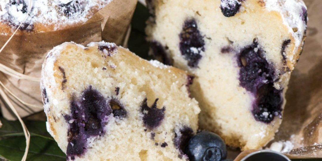 Cupcakes με μούρα - Images